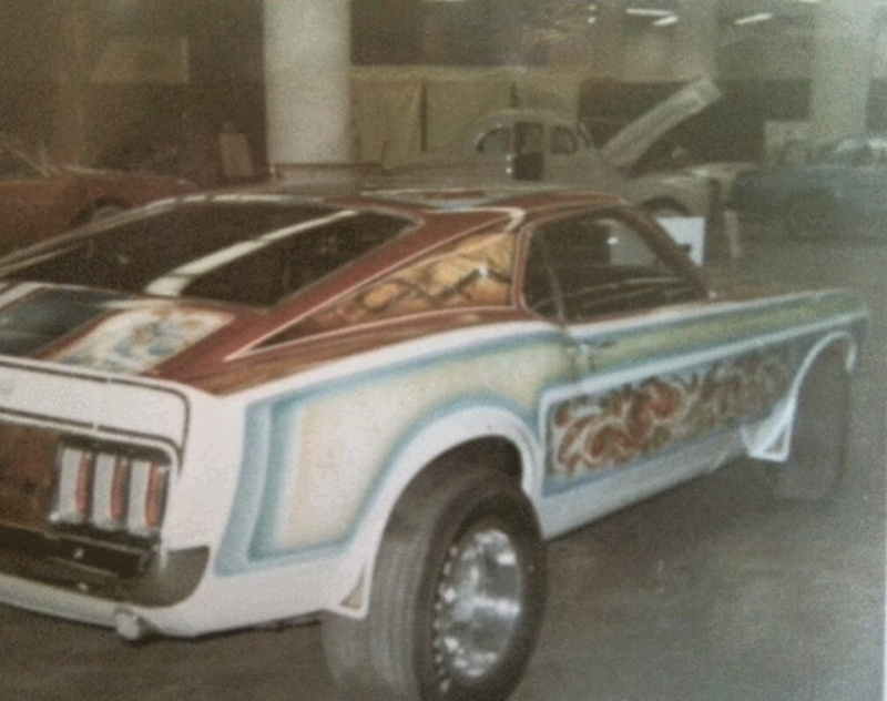 Mustang Street Machine 10635911