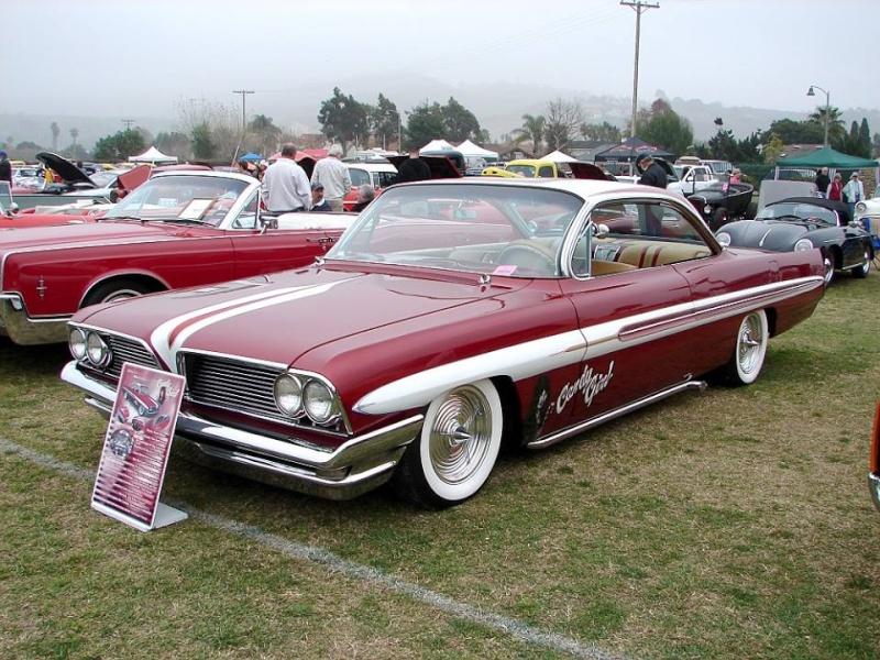 Pontiac 1959 - 62 custom & mild custom 10639514