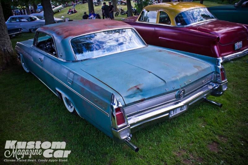 Buick 1961 - 1963 custom and mild custom 10639711