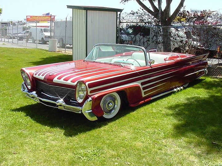 Lincoln 1958 - 1960 custom & mild custom 10641012