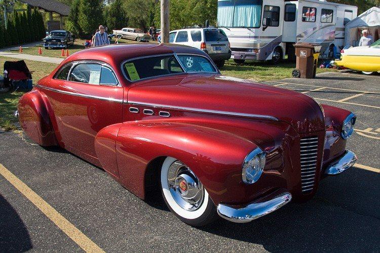 1941 Buick 2 Door Coupe - The Phoenix  -  10641115