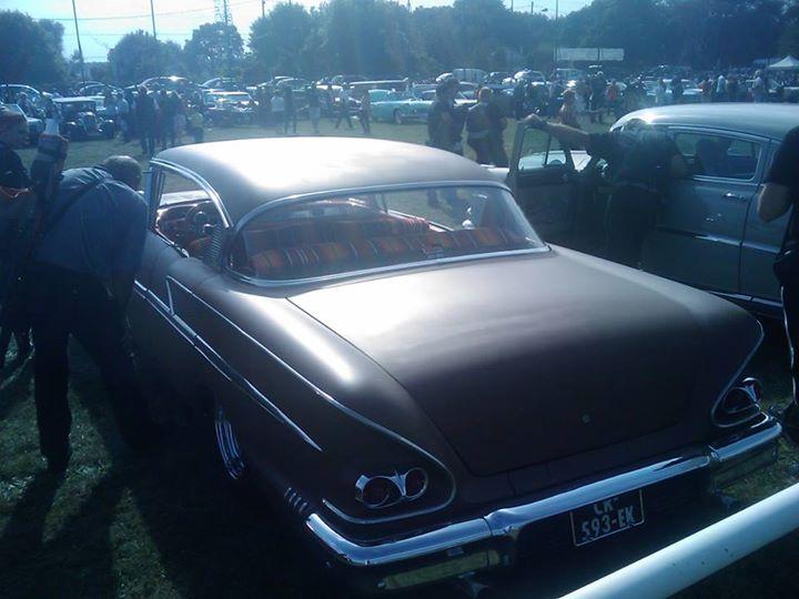 Villeneuve St Gge-Rock'n'Roll Car show #3 -Sept 2014 par Jerry Yankee 10644812