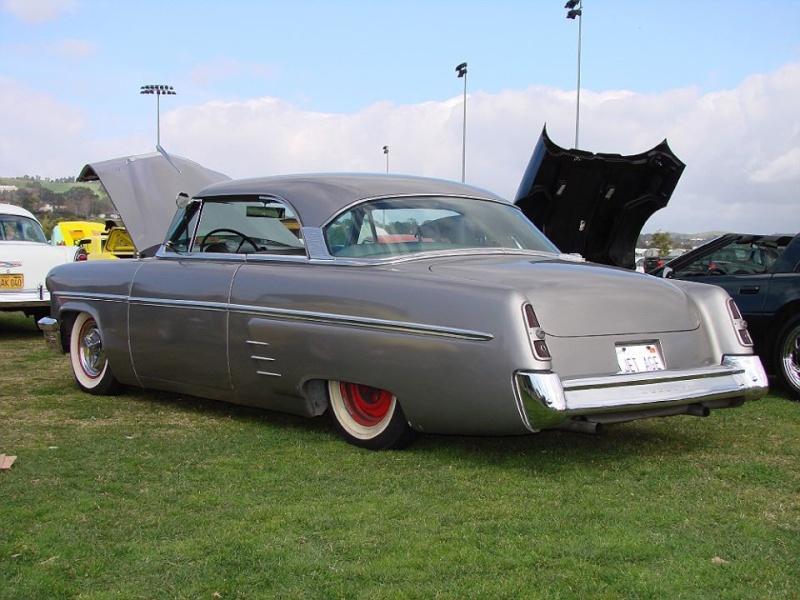 Mercury 1952 - 54 custom & mild custom - Page 3 10644912