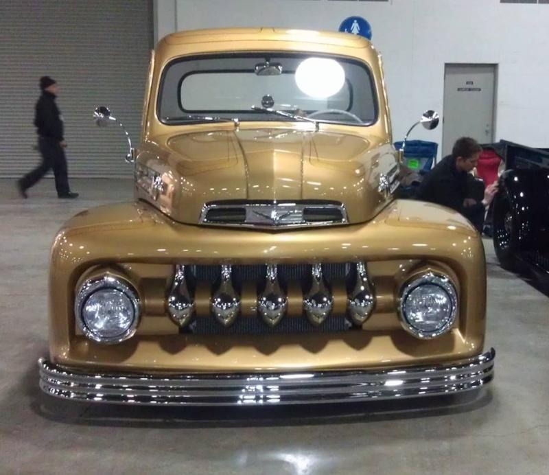 Ford¨Pick up 1948 - 1951 custom & mild custom 10645312
