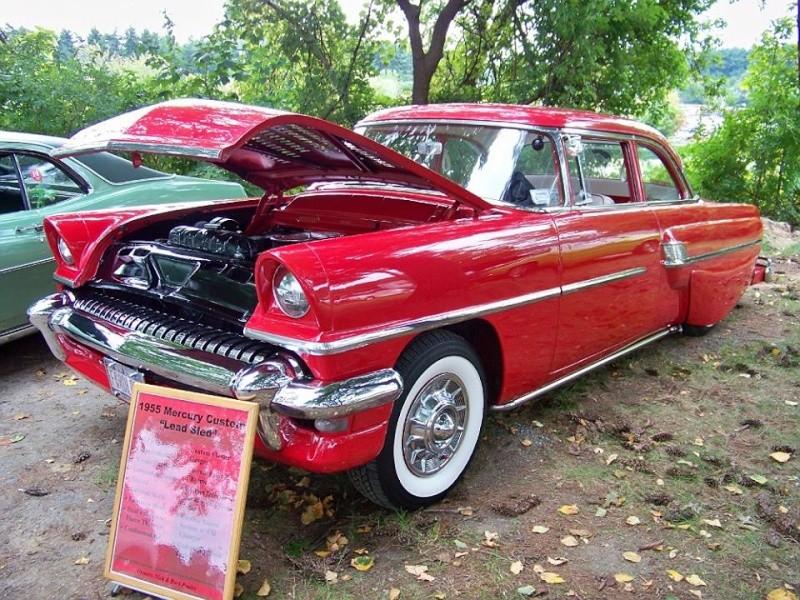 Mercury 1955 - 1956 Custom & mild custom - Page 2 10646911