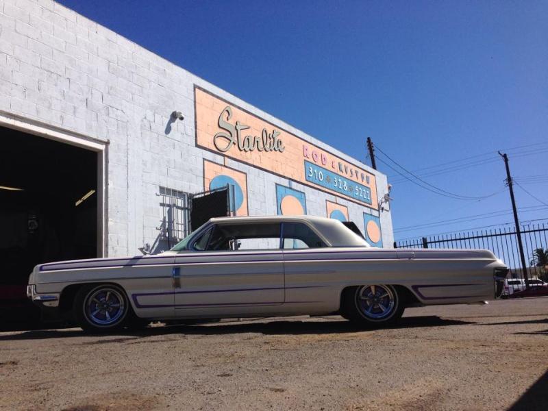 Oldsmobile 1961 - 1964 custom & mild custom 10647214
