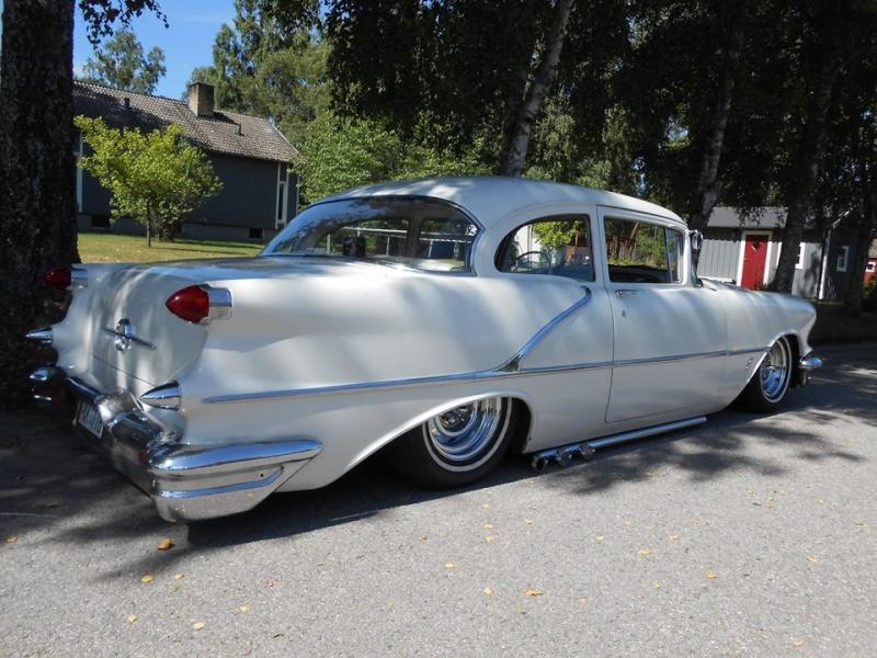 Oldsmobile 1955 - 1956 - 1957 custom & mild custom - Page 3 10649410