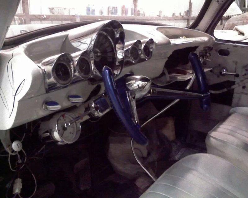 Chevy Pick up 1947 - 1954 custom & mild custom - Page 3 10649511