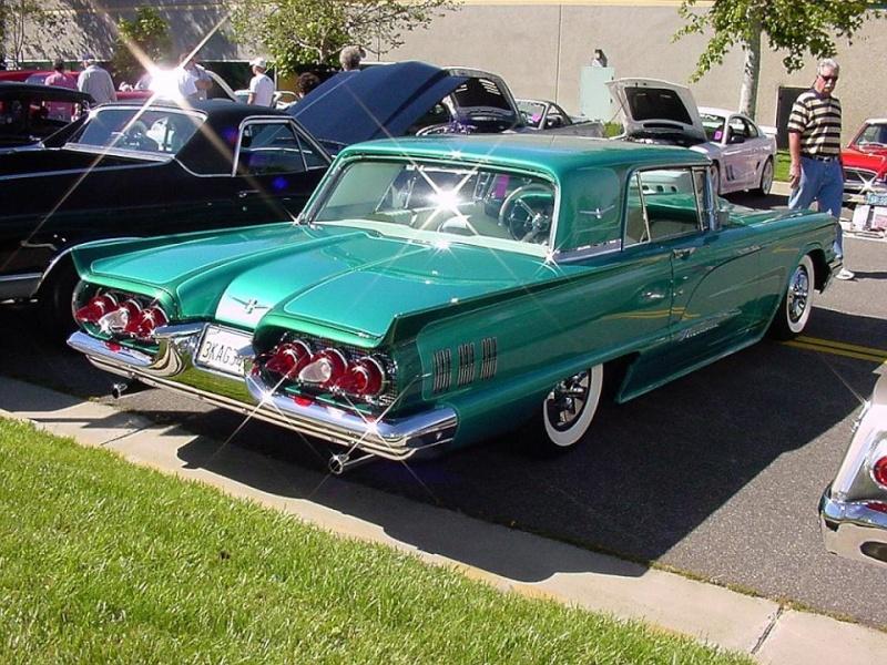Ford Thunderbird 1958 - 1960 custom & mild custom - Page 2 10659313