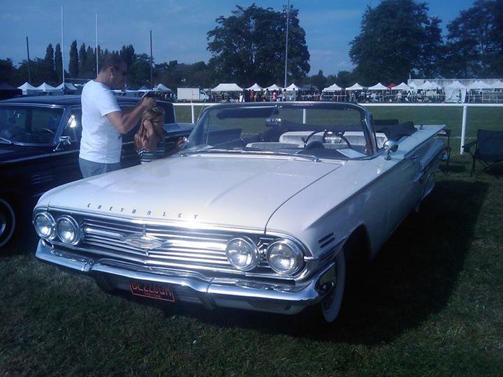 Villeneuve St Gge-Rock'n'Roll Car show #3 -Sept 2014 par Jerry Yankee 10660114