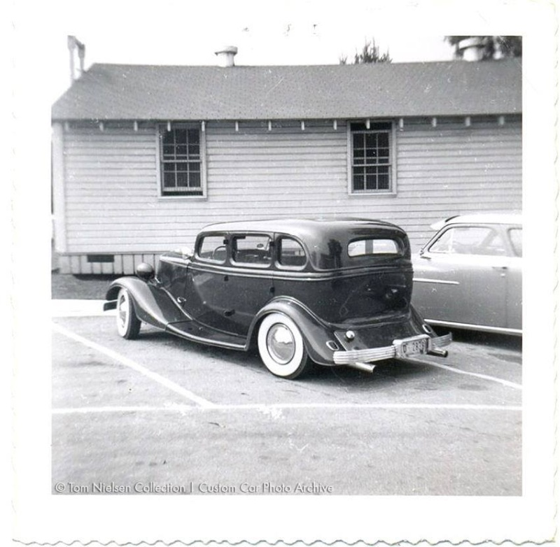 "Hot rod in street - Vintage pics - ""Photos rétros"" -  - Page 3 10660210"