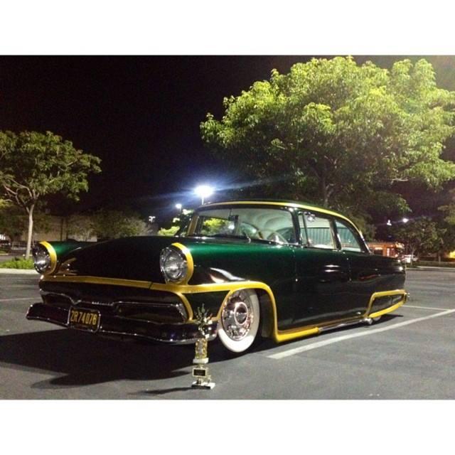 Ford 1955 - 1956 custom & mild custom - Page 4 10665011