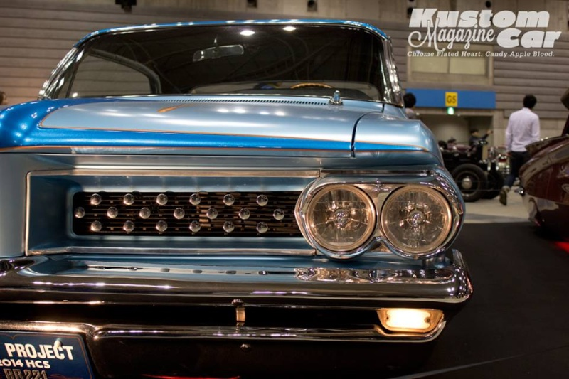 Pontiac 1959 - 62 custom & mild custom 10665013