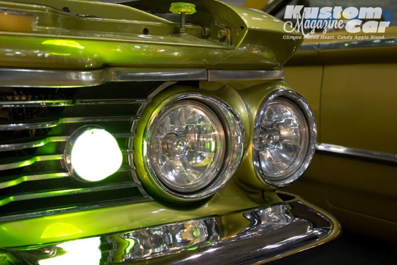 Pontiac 1959 - 62 custom & mild custom 10665115