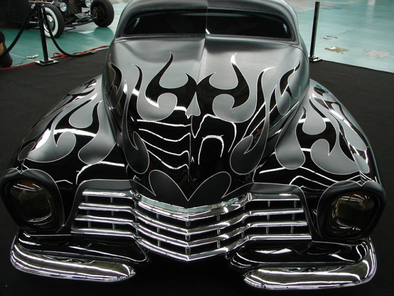 Cadillac 1941 - 47 custom & mild custom 10665717