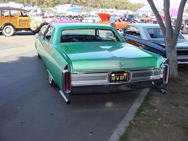 Cadillac 1961 - 1968 Custom & mild custom - Page 3 10665812