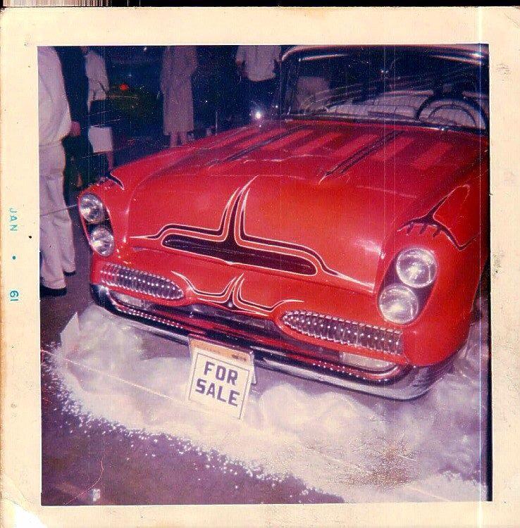 Pontiac 1955 - 1958 custom & mild custom 10666014