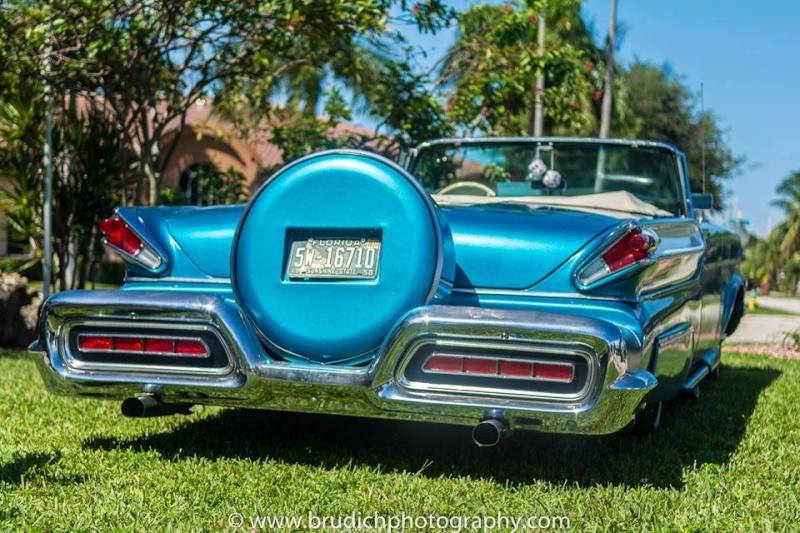 Mercury 1957 - 1960 Customs & mild custom 10670011