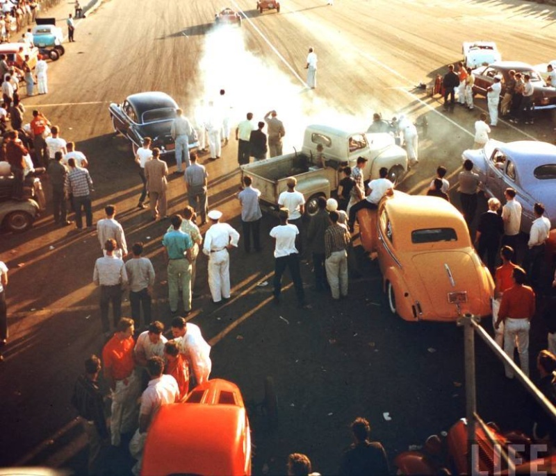 1950's & 1960's hot rod & dragster race - Page 2 10670114