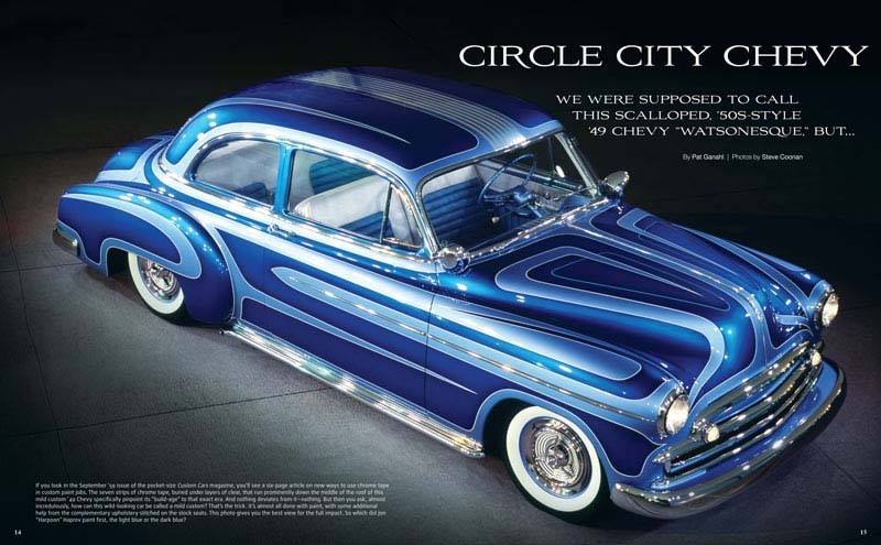 Chevy 1949 - 1952 customs & mild customs galerie - Page 12 10672213