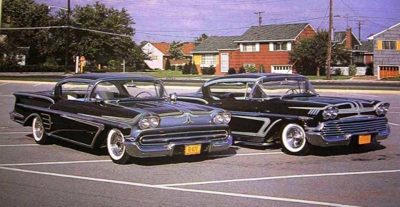 Chevy 1958 custom & mild custom - Page 4 10675613