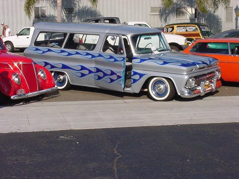 Chevy Pick up 1960- 1966 custom & mild custom 10675617