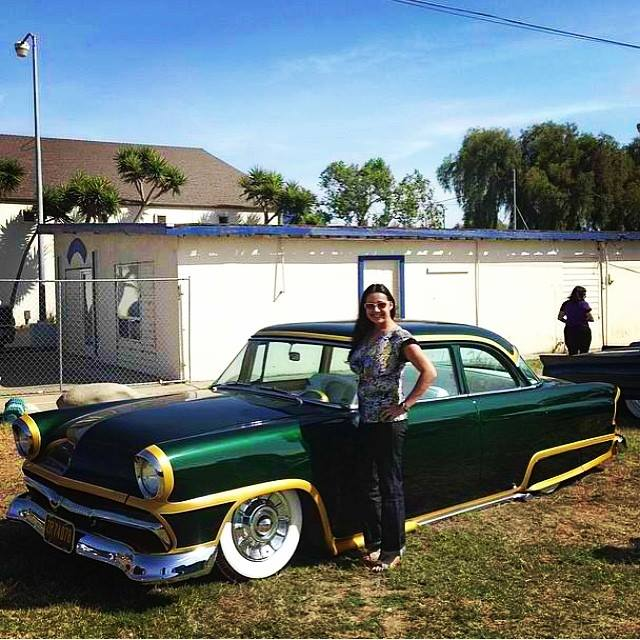 Ford 1955 - 1956 custom & mild custom - Page 4 10678510