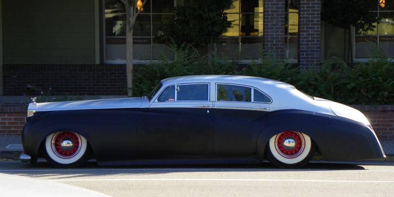 British classic car custom & mild custom - UK - GB - England 10678713