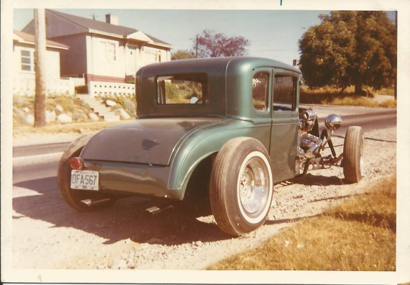 "Hot rod in street - Vintage pics - ""Photos rétros"" -  - Page 3 10678716"