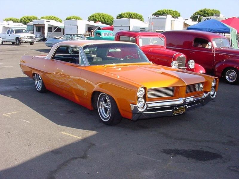 Pontiac 1963 - 1967 custom & mild custom 10685513