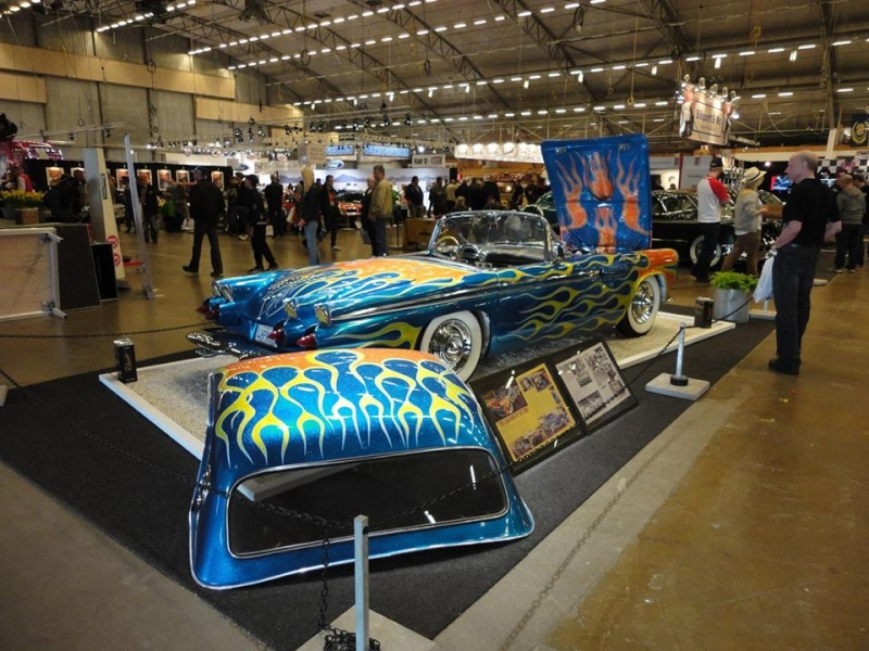 1955, '56 and '57 T-Bird custom & mild custom 10686610