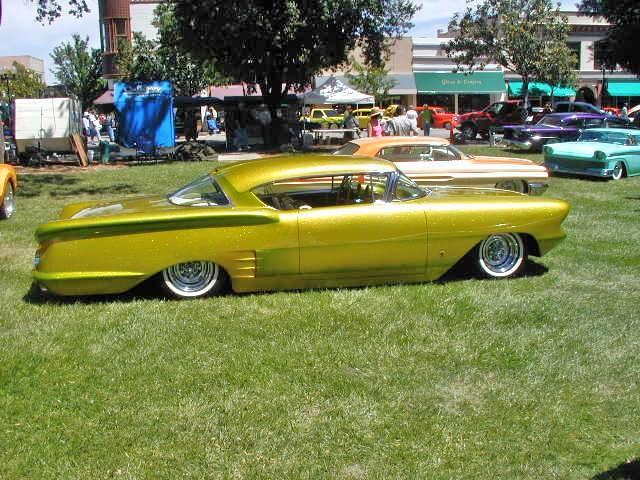 Chevy 1958 custom & mild custom - Page 4 10686710
