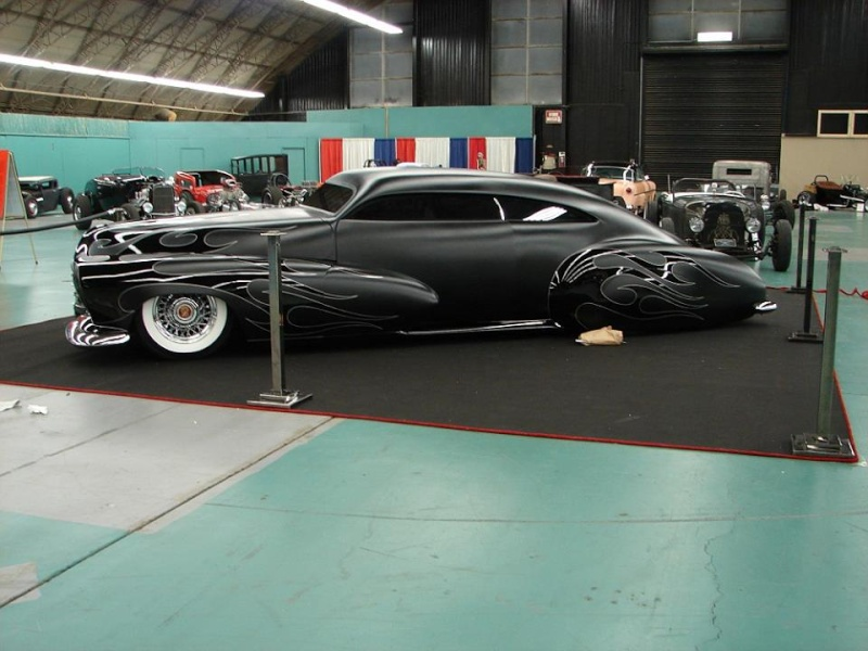 Cadillac 1941 - 47 custom & mild custom 10686812