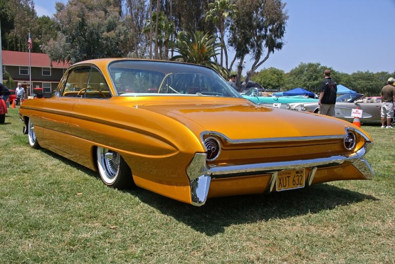 Oldsmobile 1961 - 1964 custom & mild custom 10686813