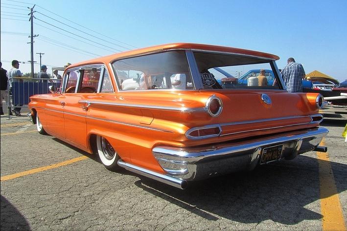 Pontiac 1959 - 62 custom & mild custom 10686913