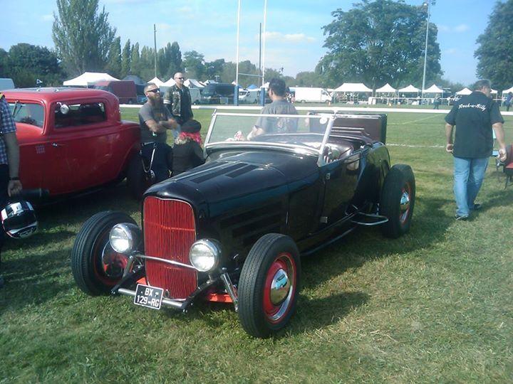 Villeneuve St Gge-Rock'n'Roll Car show #3 -Sept 2014 par Jerry Yankee 10687015