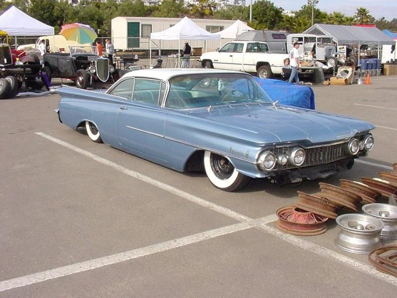 Oldsmobile 1958 - 1960 custom & mild custom 10687113