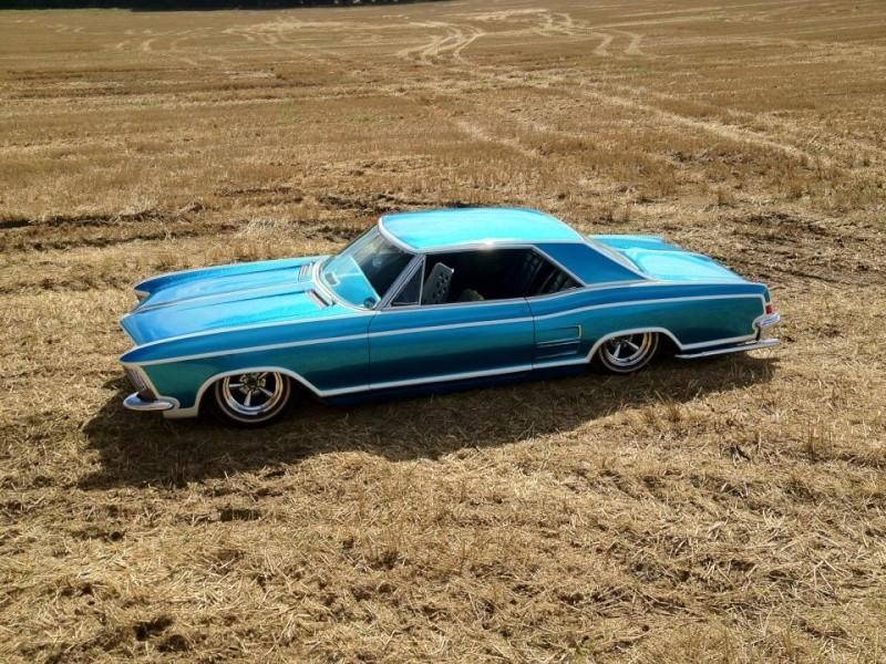 Buick Riviera 1963 - 1965 custom & mild custom 10689515