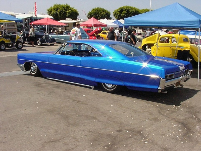 Pontiac 1963 - 1967 custom & mild custom 10689912