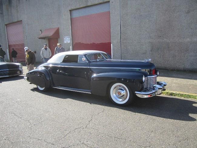 Cadillac 1941 - 47 custom & mild custom 10696313