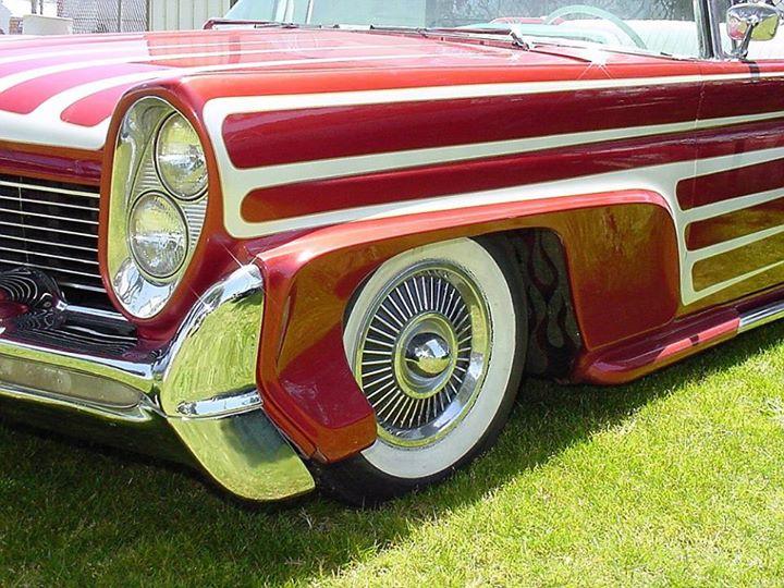 Lincoln 1958 - 1960 custom & mild custom 10698513