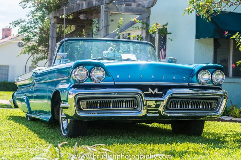 Mercury 1957 - 1960 Customs & mild custom 10698613