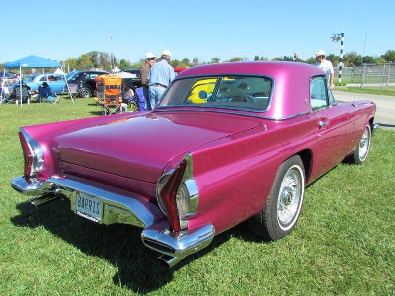 1955, '56 and '57 T-Bird custom & mild custom 10702015