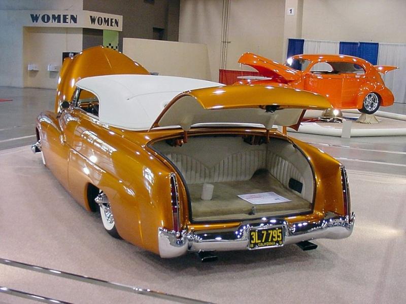 1951 Mercury - Sundance -  10703511