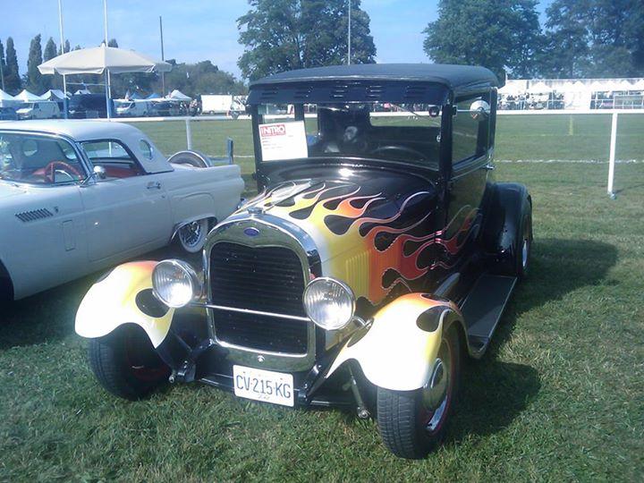 Villeneuve St Gge-Rock'n'Roll Car show #3 -Sept 2014 par Jerry Yankee 10703912