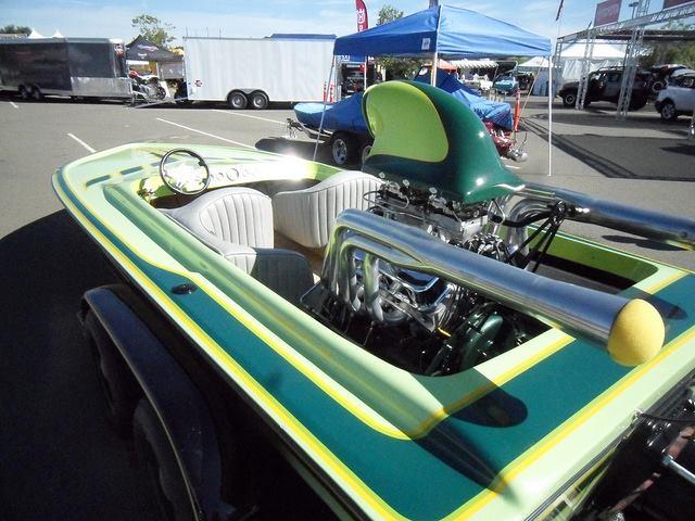 Bateaux vintages, customs & dragsters, Drag & custom boat  10704110