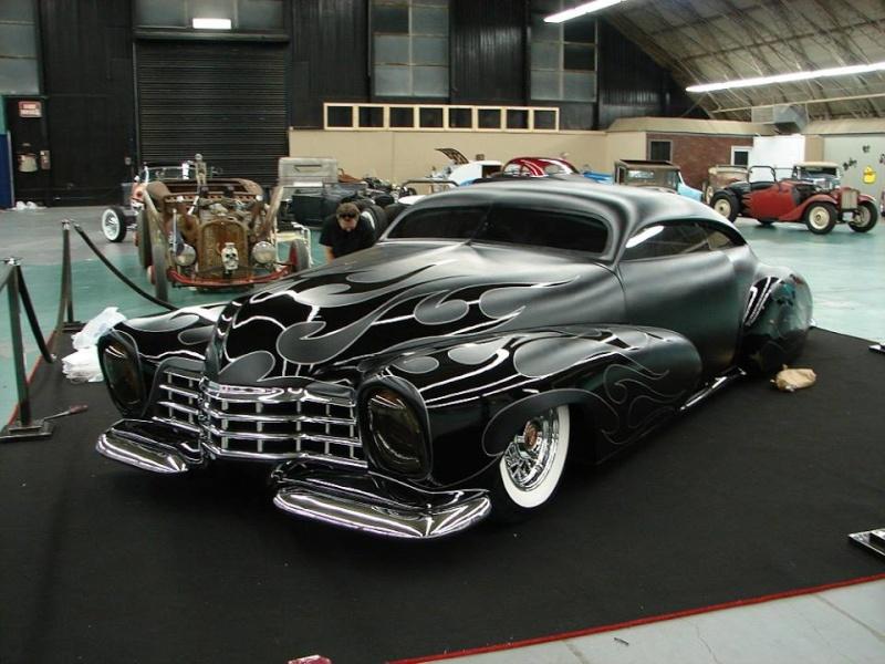 Cadillac 1941 - 47 custom & mild custom 10710914