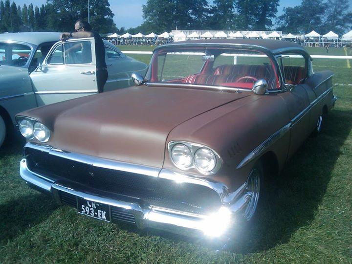 Villeneuve St Gge-Rock'n'Roll Car show #3 -Sept 2014 par Jerry Yankee 10711015