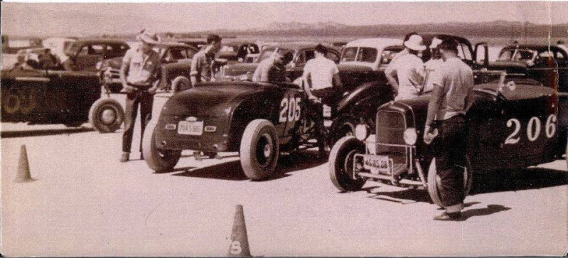 1950's & 1960's hot rod & dragster race - Page 2 10731015