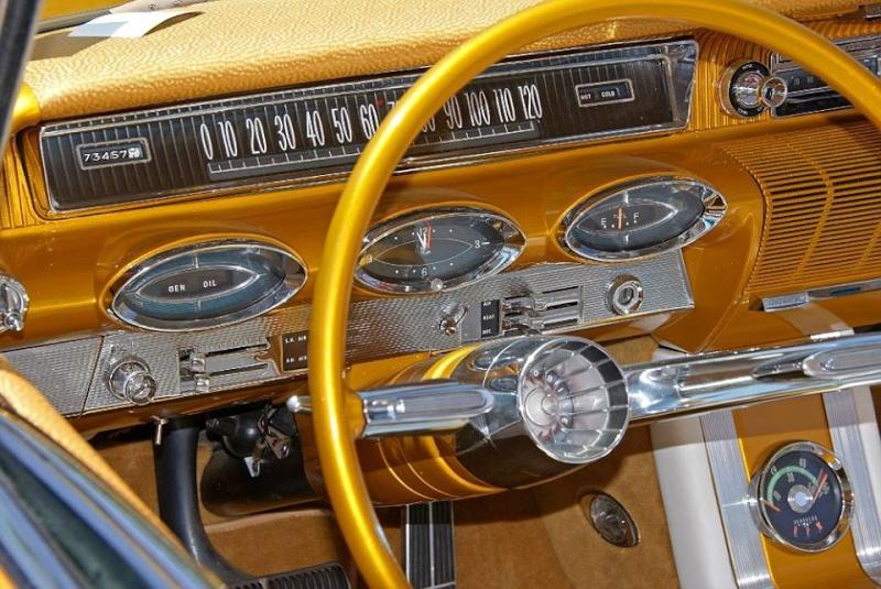 Oldsmobile 1961 - 1964 custom & mild custom 10801410